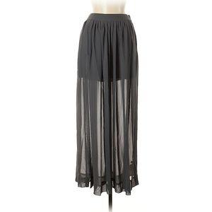 🎃 Venus Long Sheer Long Maxi Skirt